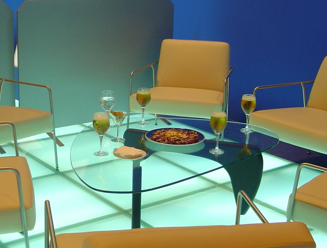 Cristales baratos - Cristales para mesas redondas ...
